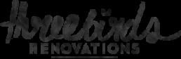 Three Birds Renovations Logo
